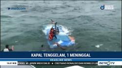 Kapal Barang Tenggelam di Kepulauan Riau, 1 Tewas