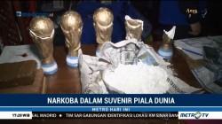 Replika Trofi Piala Dunia Dimanfaatkan untuk Selundupkan Narkoba