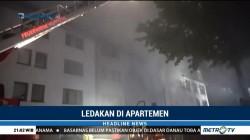 Apartemen di Jerman Meledak, 25 Terluka