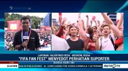 FIFA Fan Fest Sedot Perhatian Jutaan Suporter