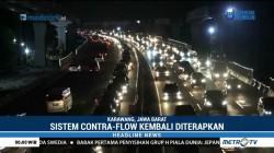 <i>Contra Flow</i> Kembali Diberlakukan di Tol Japek Arah Jakarta