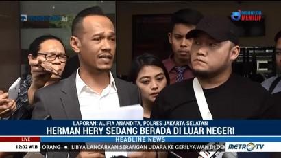 Korban Penganiayaan oleh Anggota DPR Diperiksa Polisi