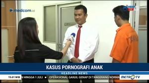 Polisi Tangkap 3 Tersangka Terkait Kasus Pornografi Loly Candy's