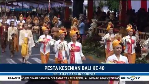 Semarak Pesta Kesenian Bali ke-40
