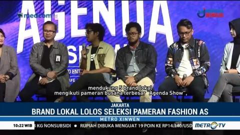 Bekraf Dukung Lima Brand Lokal Unjuk Gigi di Agenda Show