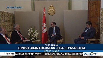 Mendag RI Temui PM Tunisia