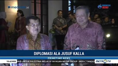 Diplomasi ala Jusuf Kalla