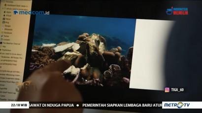 Selamatkan Terumbu Karang dari Kapal Tongkang (2)