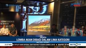 Peringati HUT ke-73, TNI Gelar Lomba Maraton Internasional