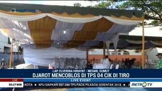 Djarot akan Mencoblos di TPS 04 Cik Di Tiro
