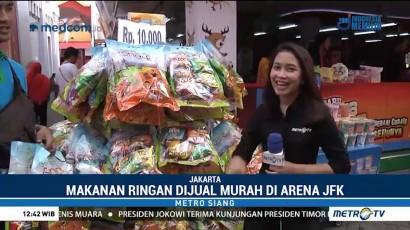 Berburu Kuliner di Jakarta Fair 2018