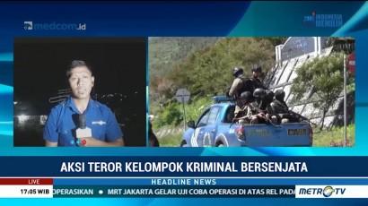 Polisi Kejar Pelaku Penyerangan di Papua
