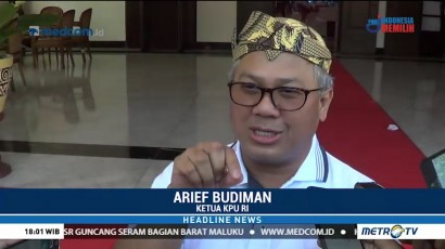 KPU Serahkan Mekanisme Pergantian Calon Kepala Daerah Tersangka ke Pemerintah