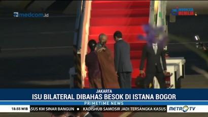 Jokowi Jemput Mahathir di Bandara Halim Perdanakusuma