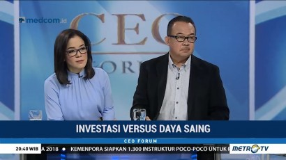 Investasi versus Daya Saing (6)