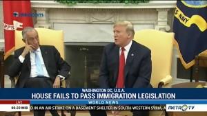 US House Fails Again to Pass Immigration Legislation