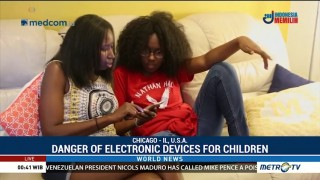Danger of Electronic Devices for Children