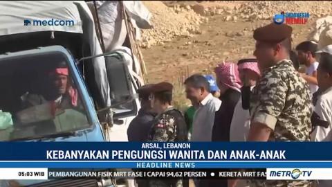 470 Pengungsi Suriah di Lebanon Dipulangkan