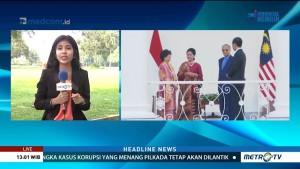 Ini yang Dibahas dalam Pertemuan Jokowi-Mahathir