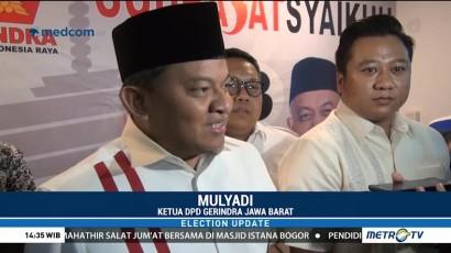 Partai Gerindra Ragukan Hasil <i>Quick Count</i>