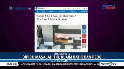 Pasang Surut Hubungan Indonesia-Malaysia