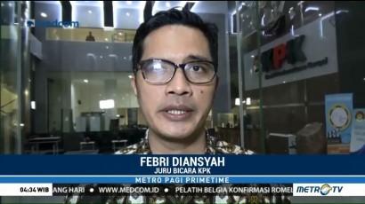 Anggota DPR Fadly Nurzal Ditahan KPK