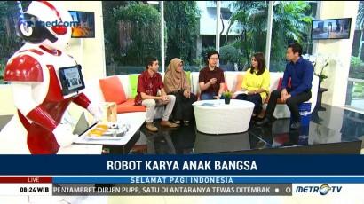Robot Karya Anak Bangsa (1)