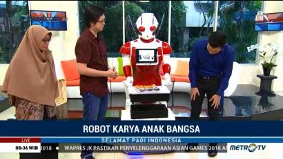 Robot Karya Anak Bangsa (2)