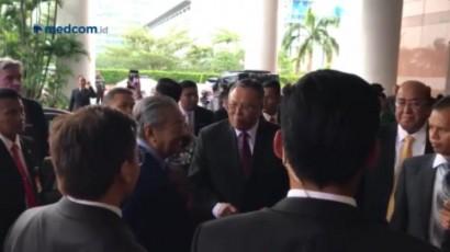 Interaksi Mahathir Mohamad