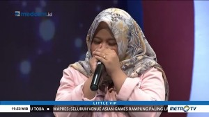 Aksi Keren Beatboxer Mina Wening