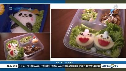 Nutrisi Seimbang pada Bekal Anak (1)
