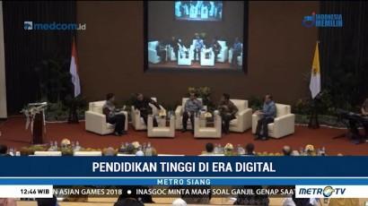 Pendidikan Tinggi di Era Digital