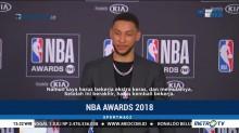 Daftar Pemenang NBA Awards 2018