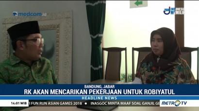 Ridwan Kamil Bertemu Guru yang Dipecat di Bekasi