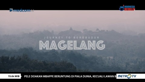Journey to Borobudur Magelang (1)