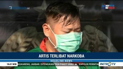 Artis Reza Bukan Terjerat Kasus Narkoba