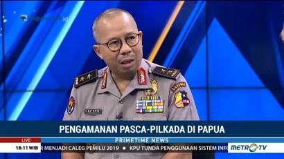 Satu Jenazah Polisi Korban Penyerangan di Papua Ditemukan