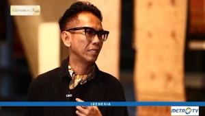 Edward Hutabarat Berharap Batik For The World Menginspirasi Kaum Muda
