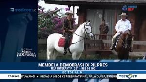 Membela Demokrasi di Pilpres