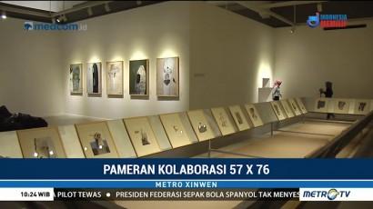 Mengintip Pameran Seni Rupa 57 x 76 di Galeri Nasional