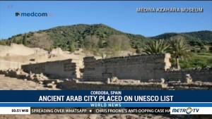 Ancient Arab City in Spain Placed on UNESCO List