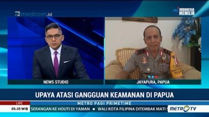 Upaya Mengatasi Gangguan Keamanan di Papua