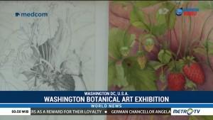 Washington Exhibit Showcases Delicate Beauty of Botanical Art