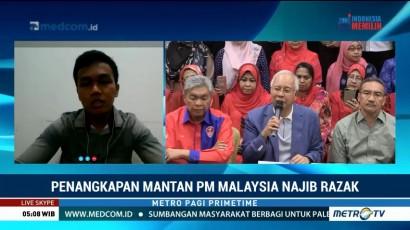 Najib Razak akan Dibawa ke Pengadilan Hari Ini