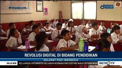 Revolusi Digital di Bidang Pendidikan