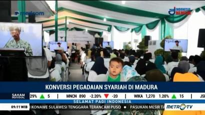 Konversi Pegadaian Syariah di Madura