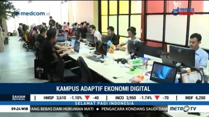 Kampus Adaptif Ekonomi Digital