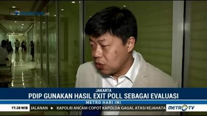 NasDem dan PDIP Tanggapi Survei SMRC Soal Elektabilitas Jokowi