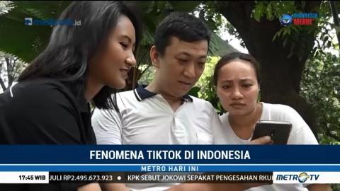 Fenomena Aplikasi Tik Tok di Indonesia