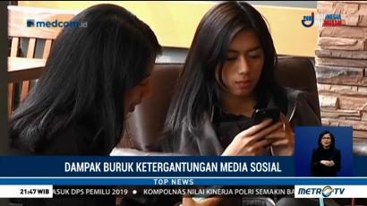 Dampak Buruk Ketergantungan Media Sosial